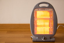 Halogen Light Heater