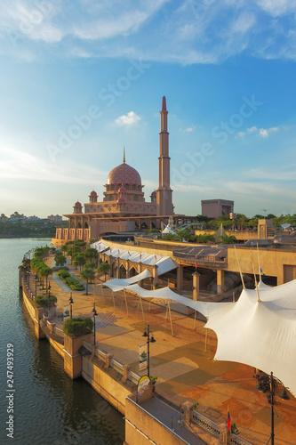 Photo Putra Mosque, Malaysia