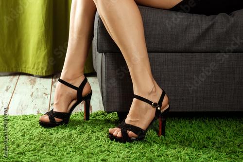 Women With High Heels