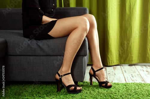 Valokuva Women sexy legs