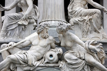 Detail Of Pallas-Athene Founta...