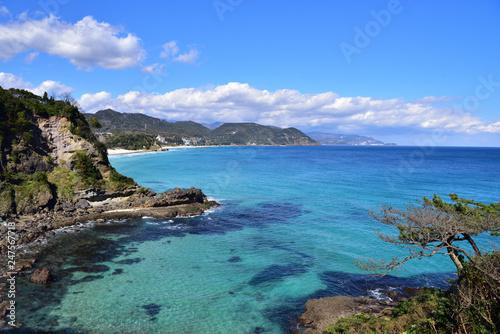 Cadres-photo bureau Nature 下田の海