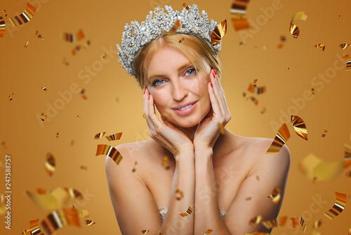 Fotografie, Obraz  beauty queen