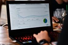Website Analytics Dashboard, W...