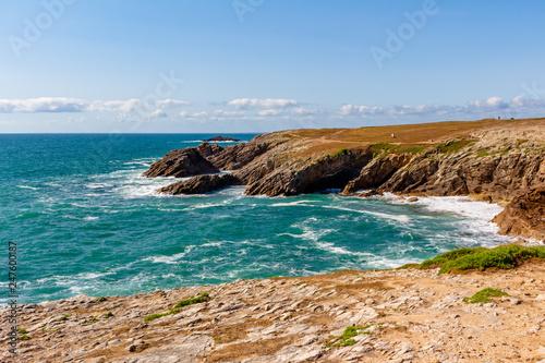 Fotografie, Obraz  Wild coast of Quiberon
