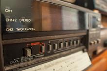 VCR Detail