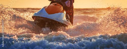 Cuadros en Lienzo water sports in Goa India