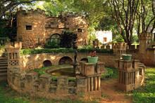 Nesbitt Castle, Bulawayo, Zimb...