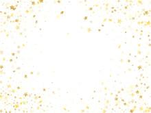 Magic Gold Sparkle Texture Vec...