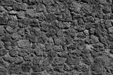 Stone wall closeup background