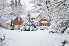 Winter Snowstorm Brings Unexpe...
