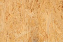 Close Up Of Sub Flooring Board...