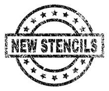 NEW STENCILS Stamp Seal Waterm...