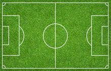 Football Field Or Soccer Field...