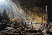 Chieu Cave In Mai Chau, Vietnam