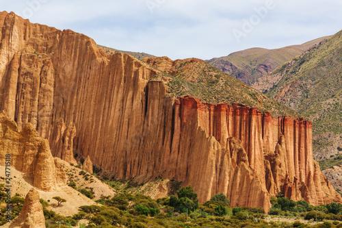 Tupiza in Bolivia