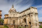 Roman Forum in Rome, Italy - 247727531