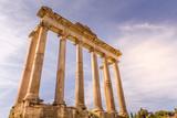 Roman Forum in Rome, Italy - 247727533