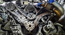Detail Of Car Transmission Pow...
