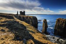 Castle Sinclair Girnigoe, East...