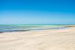 A view of Praia do Sossego (Sossego beach) on Itamaraca island (Pernambuco, Brazil)