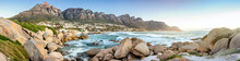 Panorama Of Camps Bay With The...