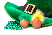 St Patrick's Day Costume Hat L...