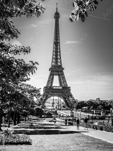 Fototapeta Wieża Eiffla obraz