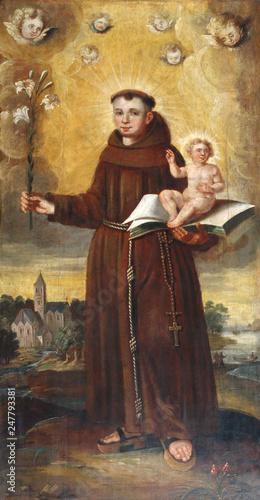 Fotografija  Saint Anthony of Padua