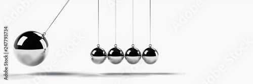 Foto  より大きい球で衝突させるシーン(WEBバナー用)