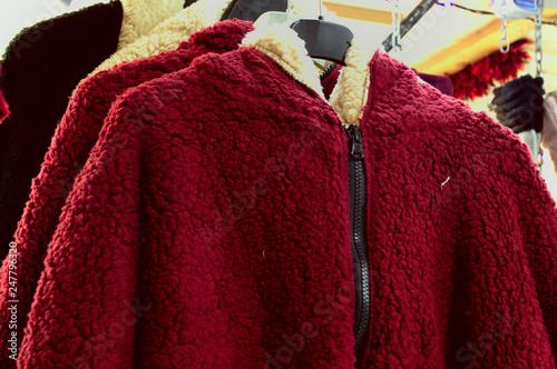 Fotografie, Obraz  Abrigo Rojo de Invierno