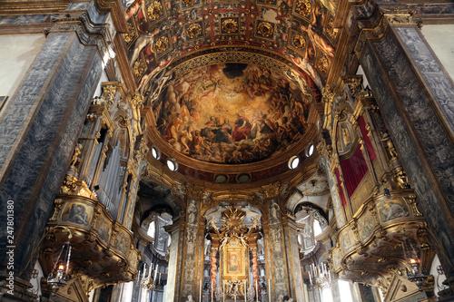 Cuadros en Lienzo Basilica Santa Maria della Steccata, Parma, Italy