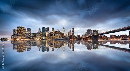 New York City skyline - 247804926