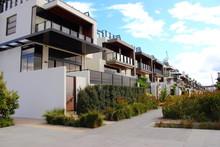 Melbourne Residential Area - Australia