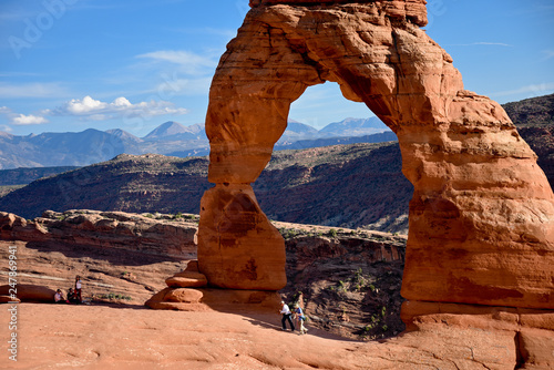 Delicate Arch - Arches National Park, Utah Poster Mural XXL