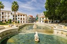 Fuente Del Rey, Priego De Cordoba, Sierra Subbetica, Province Of Cordoba, Andalusia, Spain, Europe