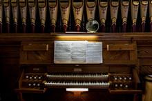 Church Organ Sheet Music