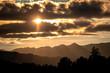Sonnenuntergang Allgäu