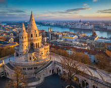 Budapest, Hungary - The Main T...
