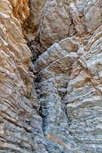 Rock. Stone Wall