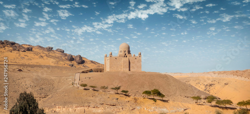 Mausoleum Of Aga Khan In Aswan Egypt Buy This Stock Photo And Explore Similar Images At Adobe Stock Adobe Stock