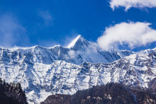 View Of The Annapurna Eight-Th...