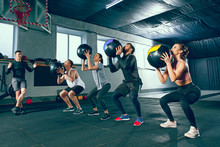 Functional Fitness Workout At ...