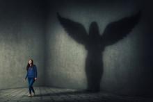 Guardian Angel Shadow