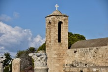 Bell Tower, Early Christian Basilica Of Chrysopolitissa, Paphos, Cyprus