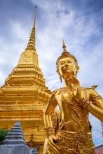 Kinnara Golden Statue, Grand P...