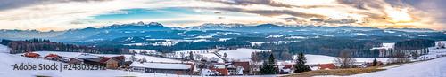 Poster Antarctique wilparting - bavaria