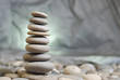 stack of balanced stones