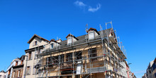 House Facade Restoration