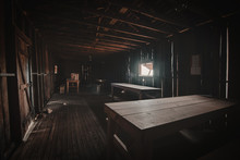 Mess Hall At Fort Griffin